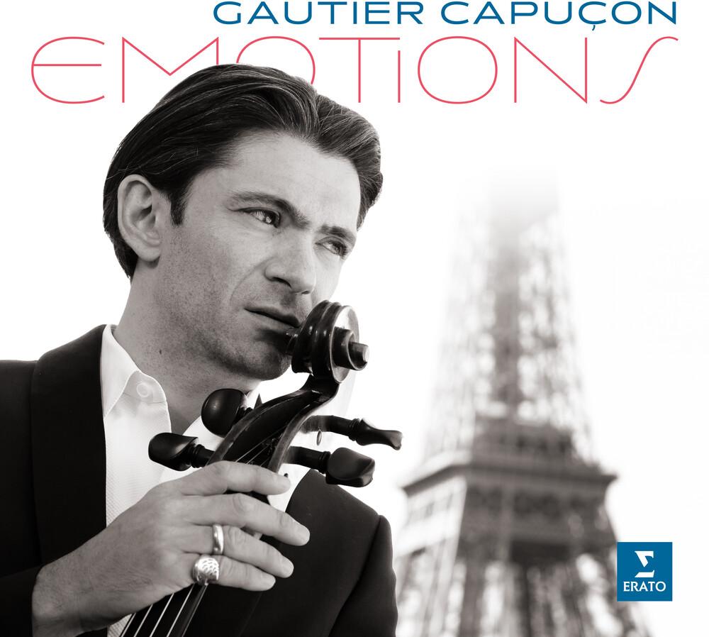 Gautier Capucon / Orchestre De Chambre De Paris - Emotions