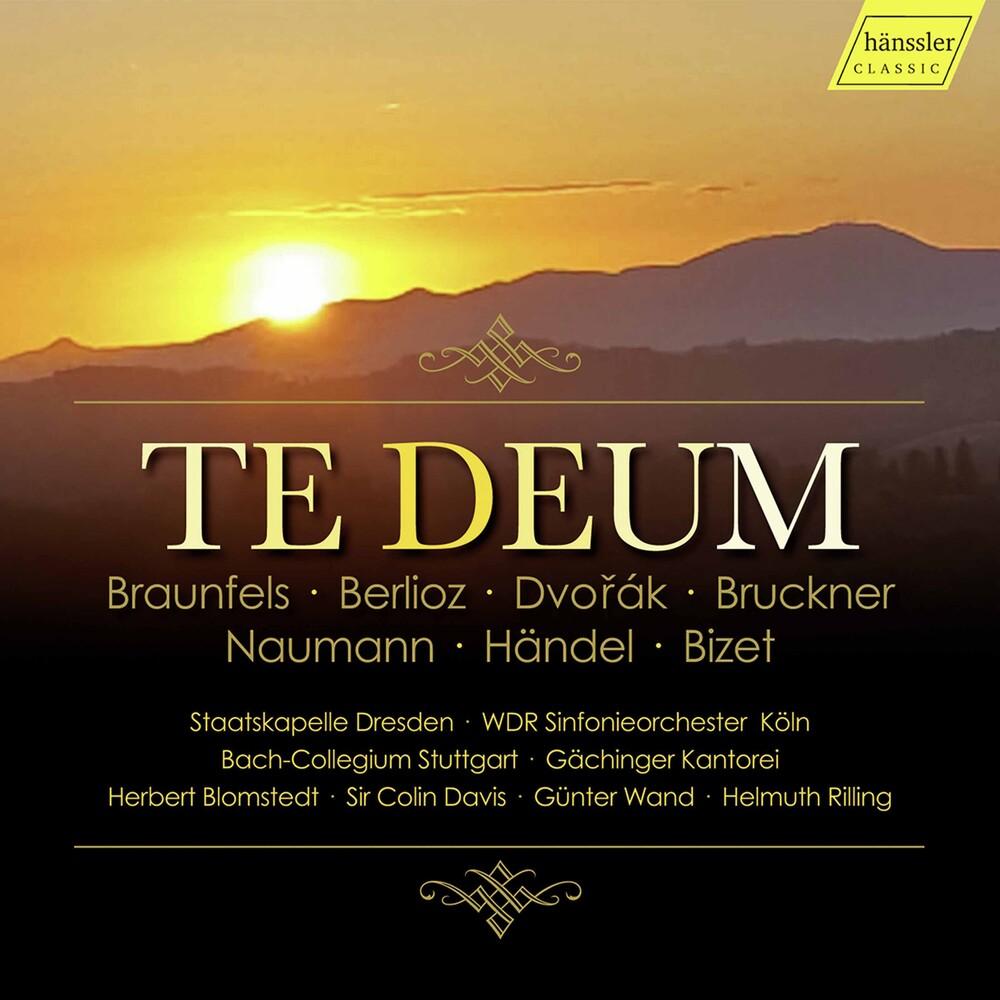 Te Deum / Various 4pk - Te Deum / Various (4pk)