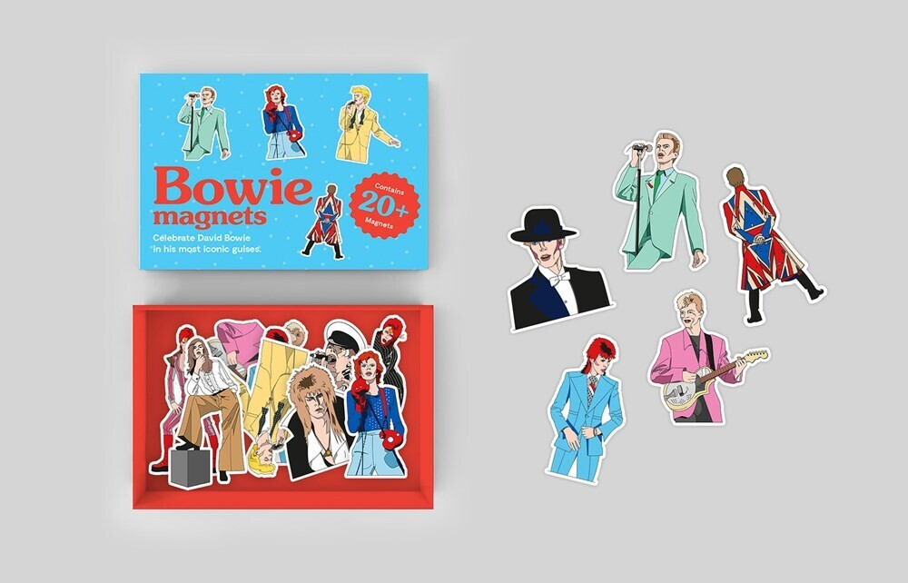 - Bowie Magnets