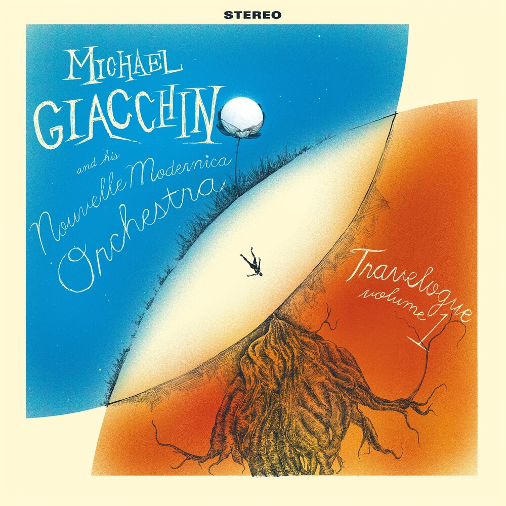 Michael Giacchino - Travelogue Vol. 1 (Blue & Orange Vinyl) (Blue)
