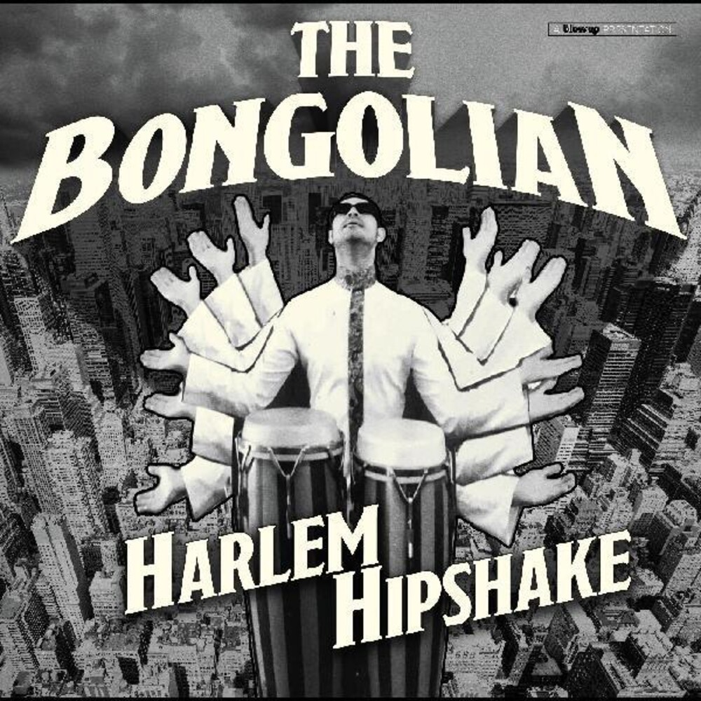 Bongolian - Harlem Hipshake [Clear Vinyl] [Limited Edition] [180 Gram] [Indie Exclusive]