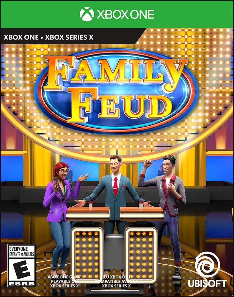 Xb1 Family Feud - Family Feud for Xbox One