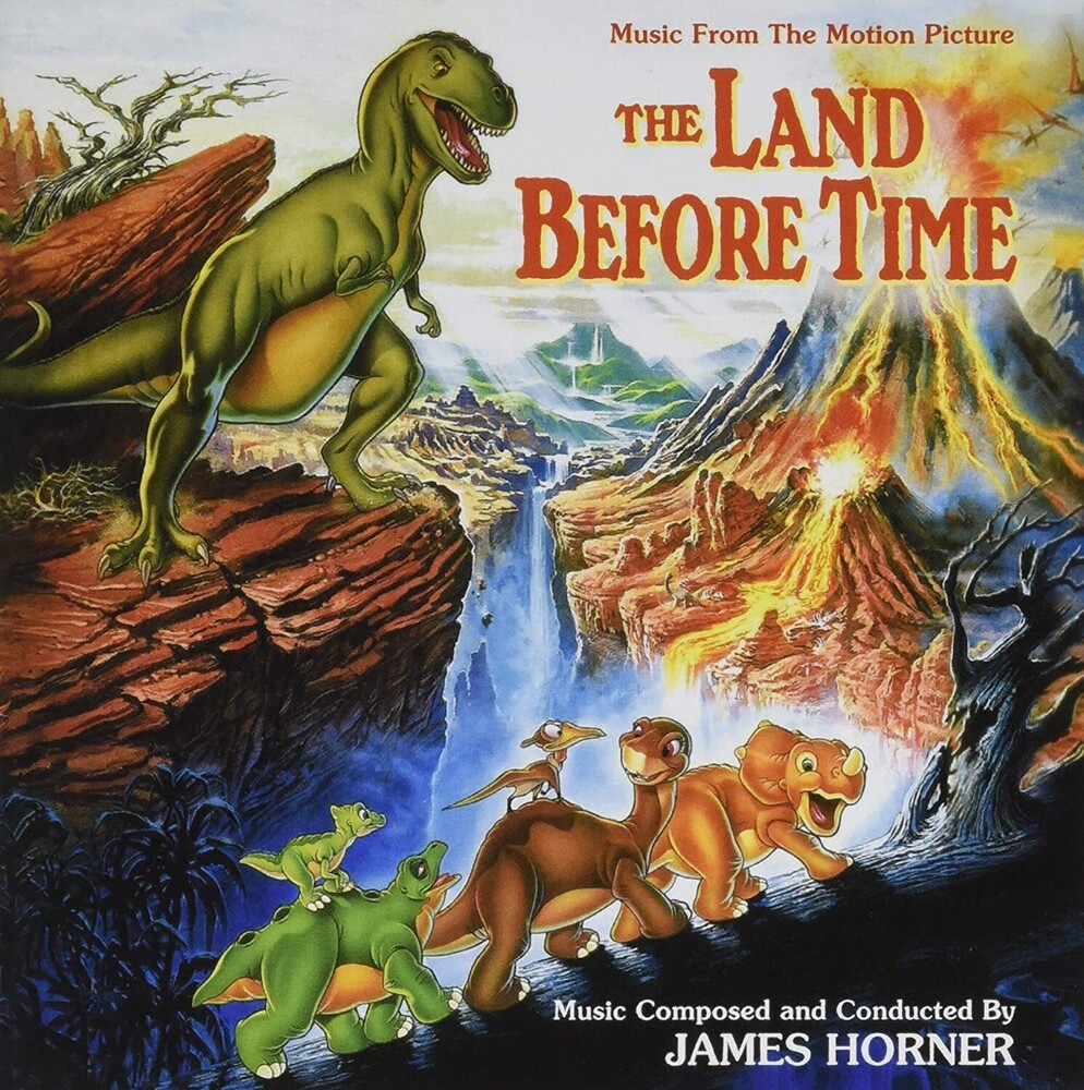 James Horner Exp Ita - Land Before Time (Original Soundtrack) [Expanded]