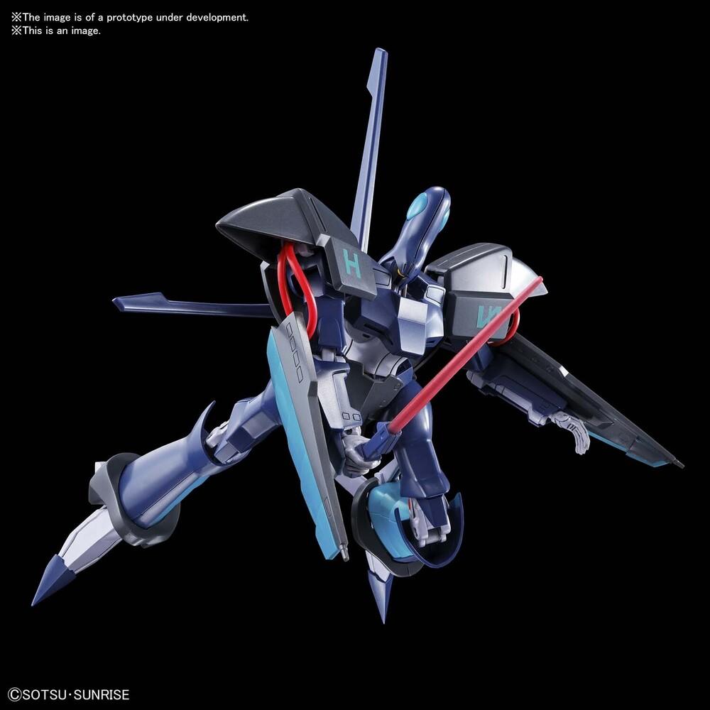 Bandai Hobby - Bandai Hobby - L-Gaim - A. Taul 1/144, Bandai Spirits HG