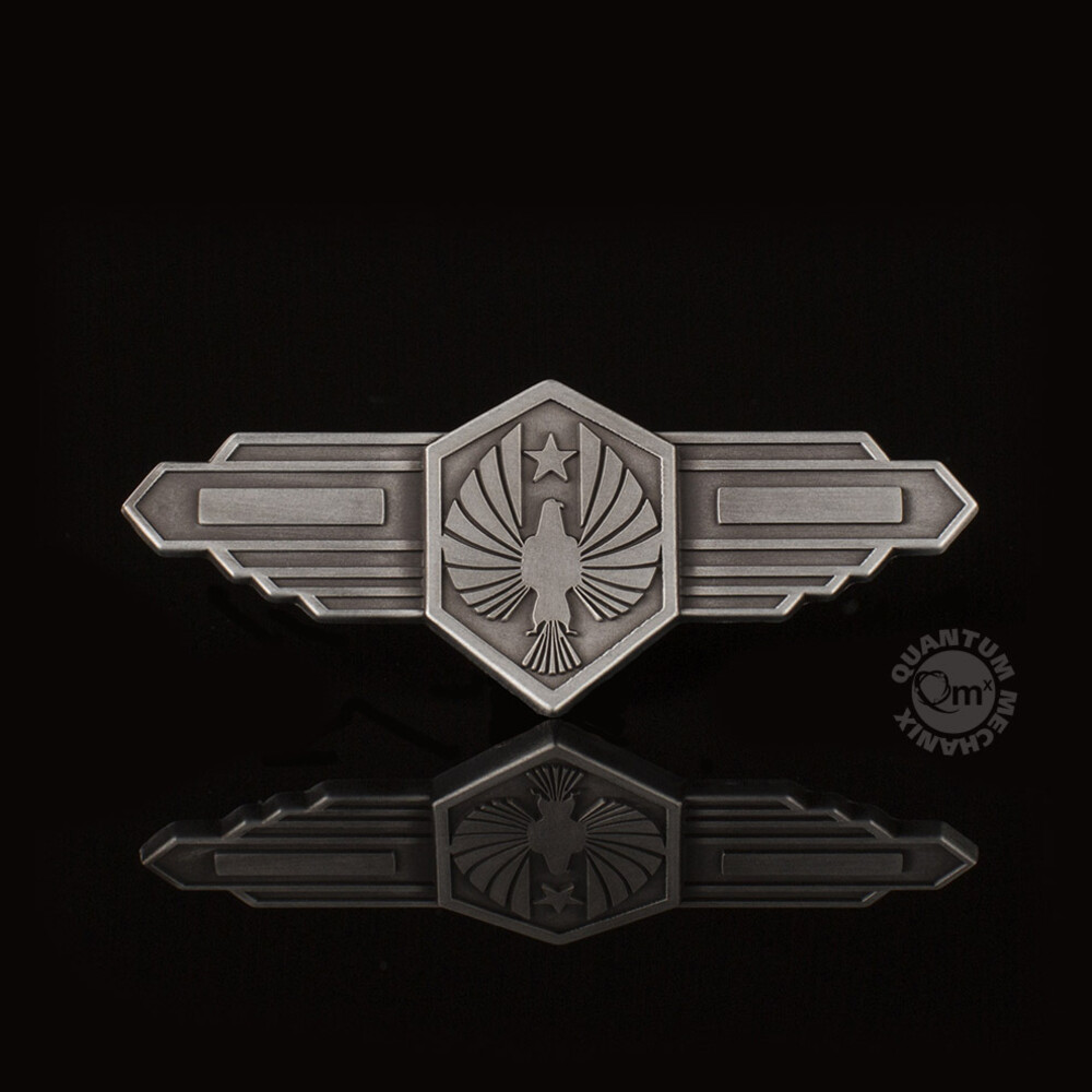 Pacific Rim - Pan Pacific Defense Corps Badge - Quantum Mechanix - Pacific Rim - Pan Pacific Defense Corps Badge