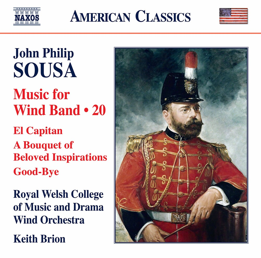 Sousa / Brion - Music for Wind Band 20