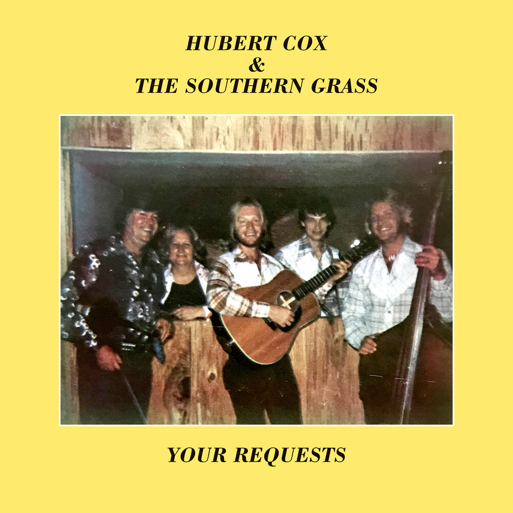 Hubert Cox  / Southern Grass - Your Requests
