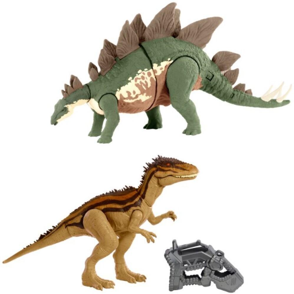 Jurassic World - Mattel - Jurassic World 3 New Large Scale Feature Dino Assortment