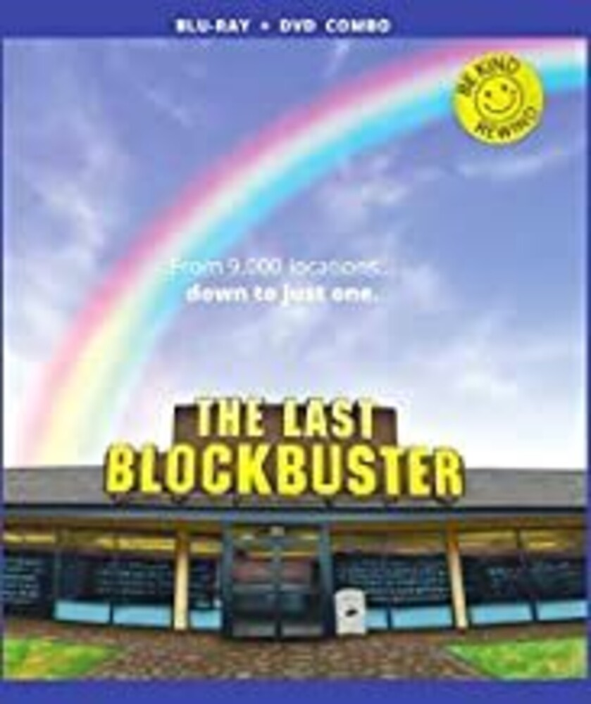 Last Blockbuster - The Last Blockbuster