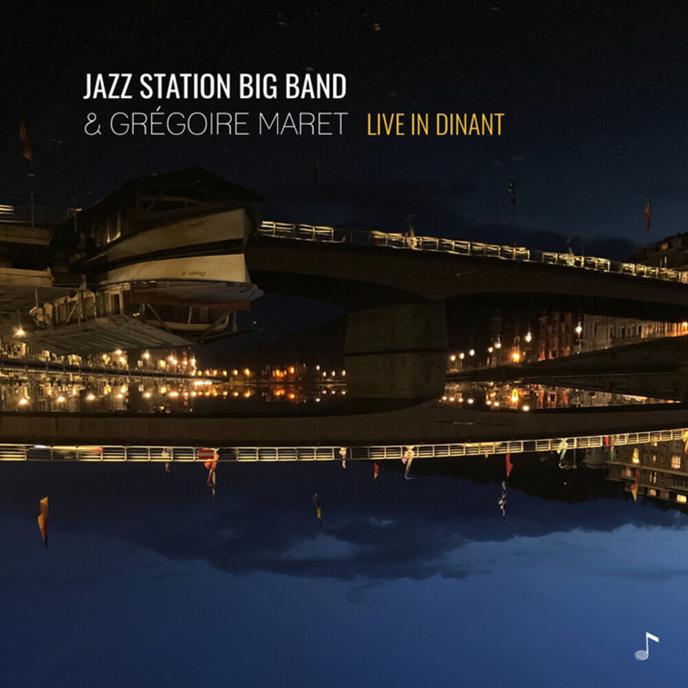 Jazz Station Big Band - Live In Dinant