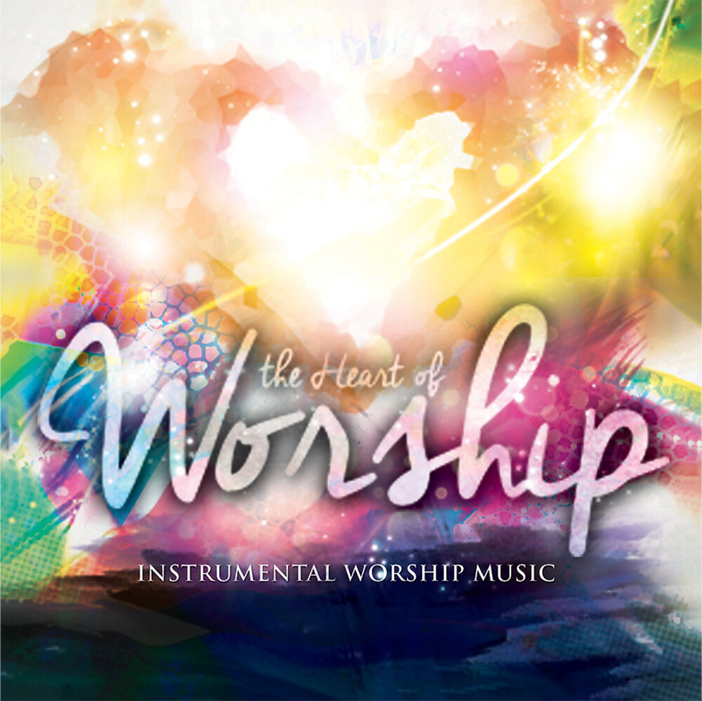 Johnson, Edward Dr. - The Heart of Worship: Instrumental Worship Music