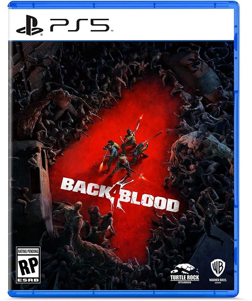 Ps5 Back 4 Blood - Back 4 Blood for PlayStation 5