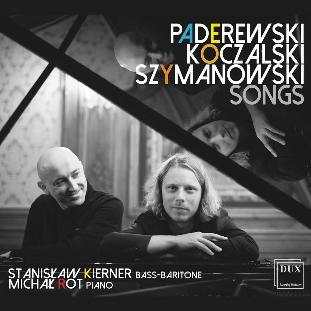 Koczalski / Kierner / Rot - Songs