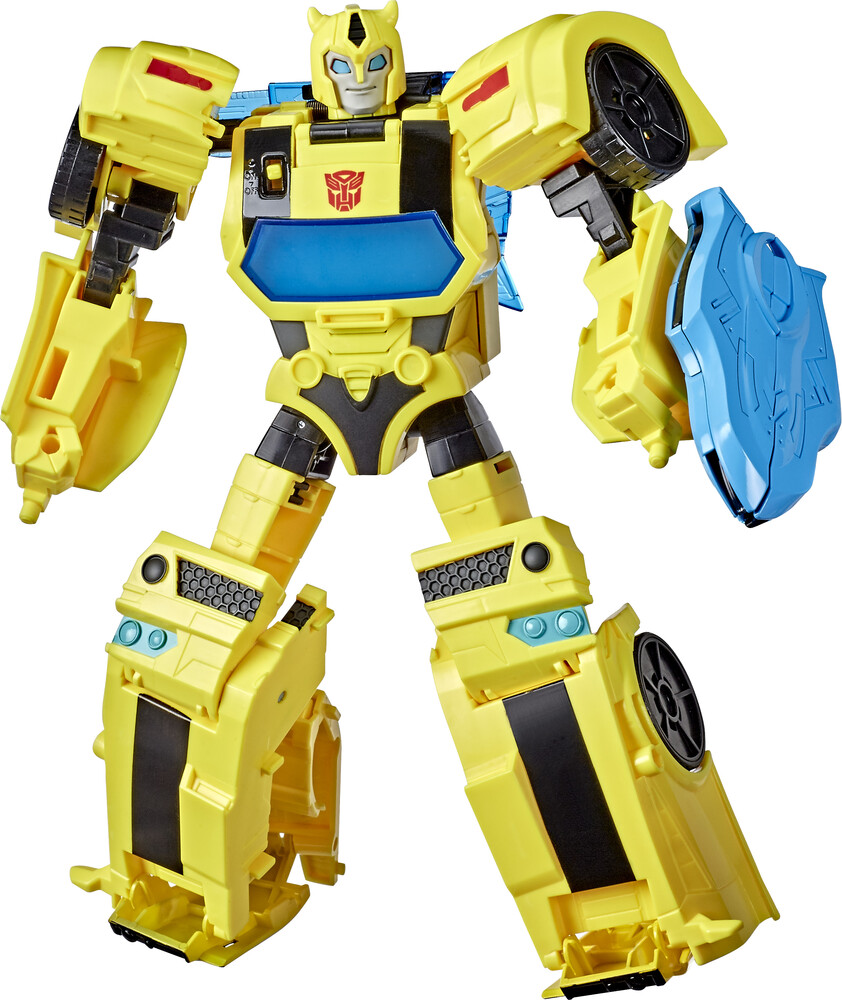 Tra Cyb Battle Call Officer Bumblebee - Hasbro Collectibles - Transformers Cyberverse Adventures OfficerBumblebee