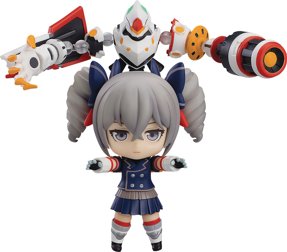 Good Smile Company - Good Smile Company - Honkai Impact 3Rd Bronya Valkyrie ChariotNendoroid Action Figure