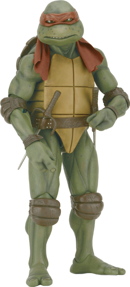- NECA - TMNT Raphael 1/4 Scale Action Figure