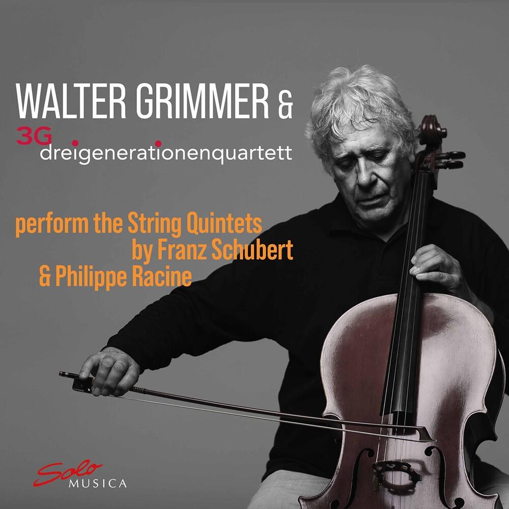 Racine / Grimmer - String Quartets