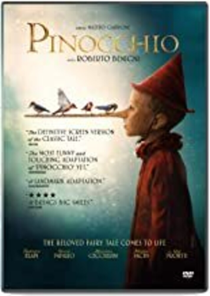 Pinocchio (2019) - Pinocchio