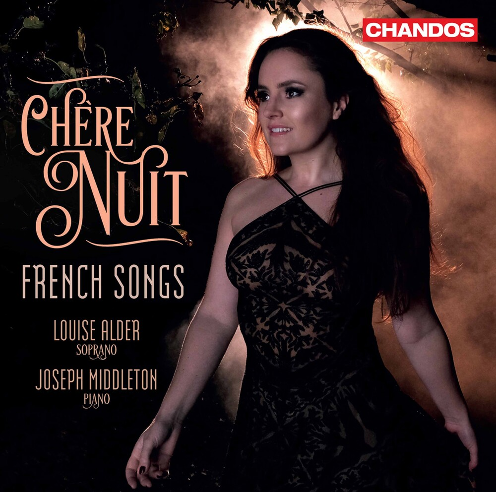 Chere Nuit: French Songs / Various - Chere Nuit: French Songs