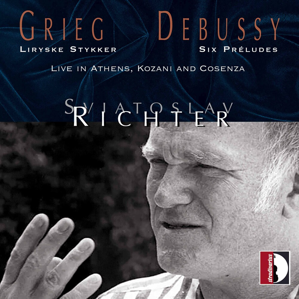 Debussy / Richter - Liryske Stykker / Six Preludes