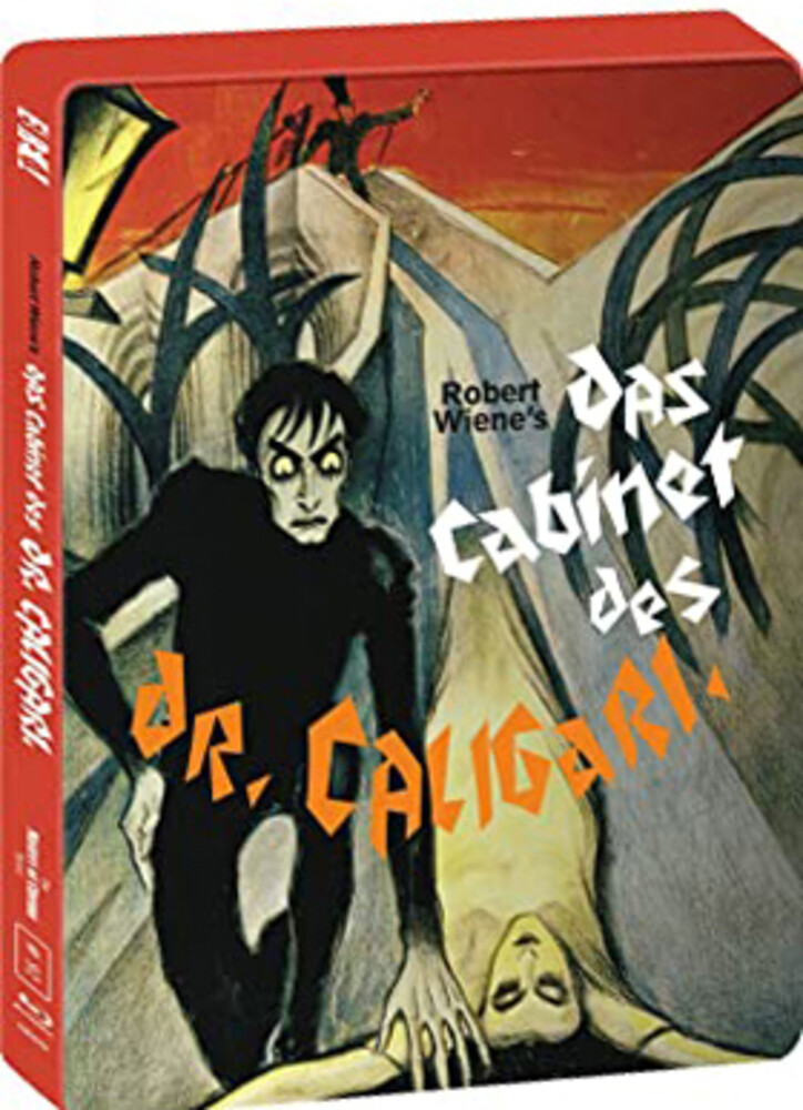 Cabinet of Dr Caligari - The Cabinet of Dr. Caligari