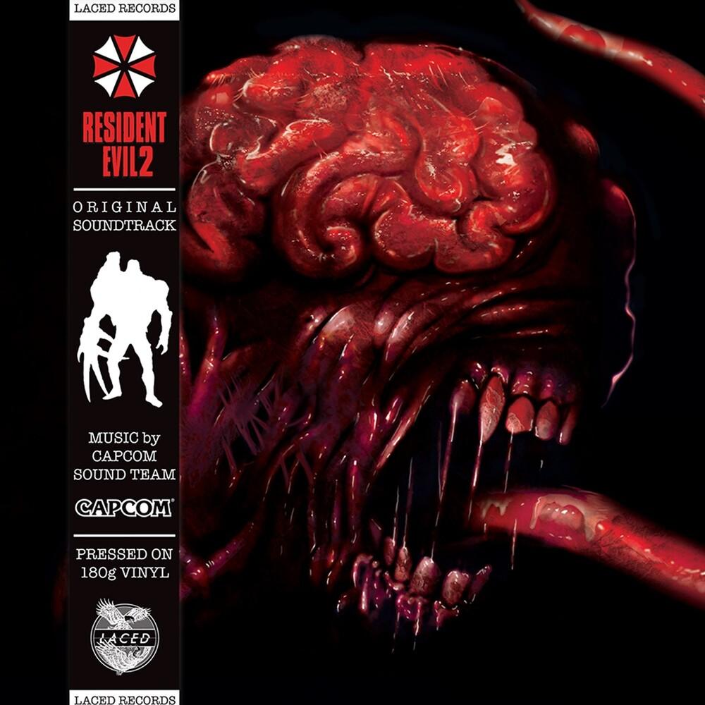Capcom Sound Team Gate Ogv - Resident Evil 2 (Original Soundtrack) (Gate) [180 Gram]