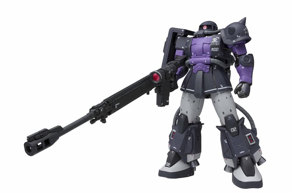 - Gundam Origin Ms-06r-1a Zaku Ii High Mobility Type