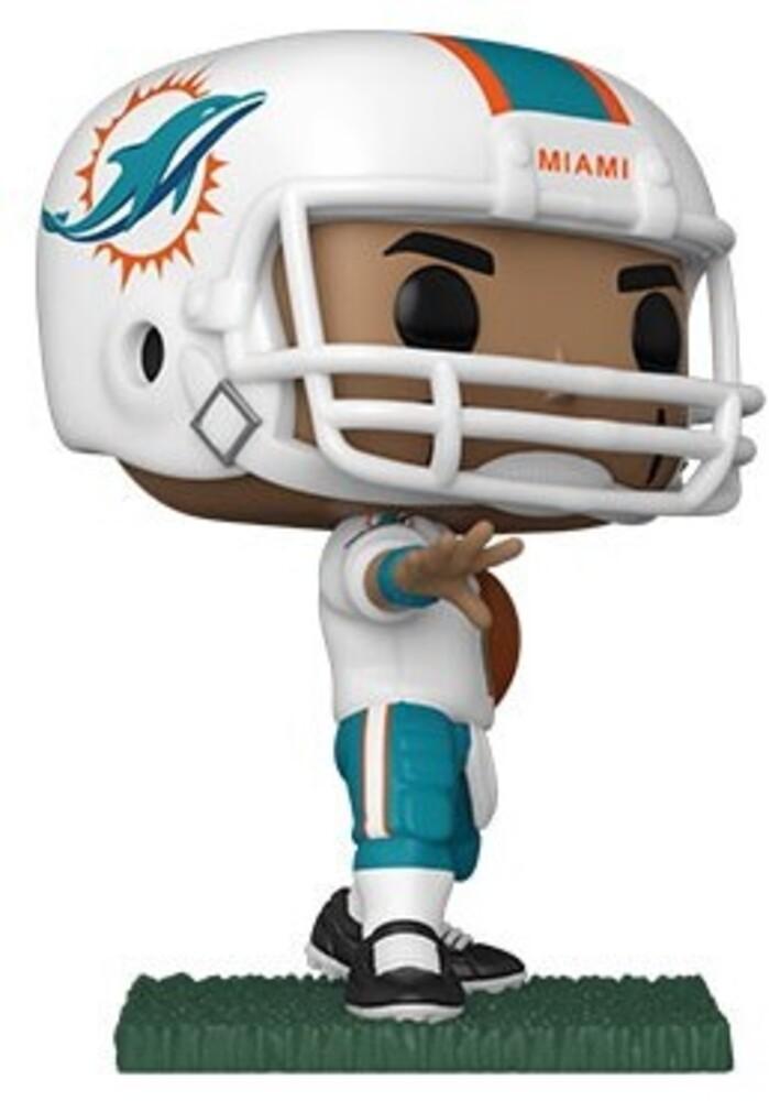 Funko Pop! NFL: - Dolphins- Tua Tagovailoa (Away Uniform) (Vfig)
