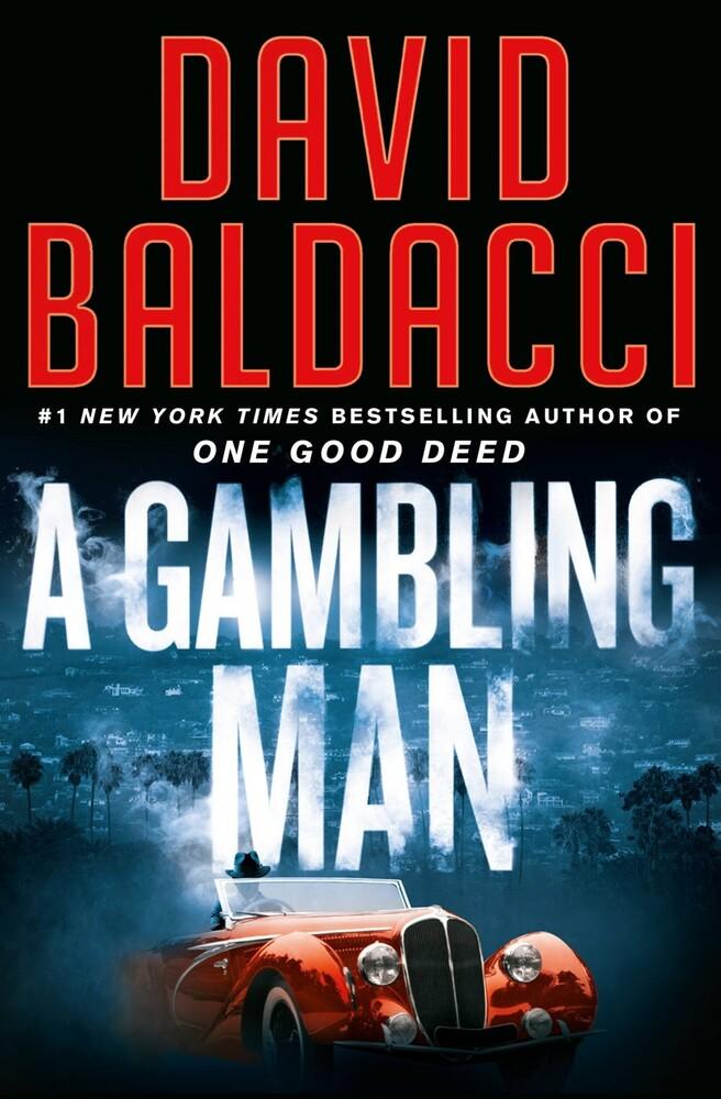 David Baldacci - Gambling Man (Ppbk) (Ser)