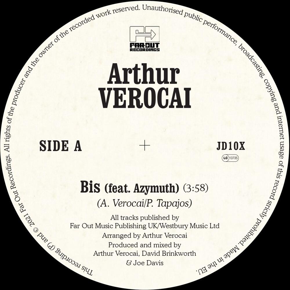 Arthur Verocai  / Azymuth - Bis (Spa)