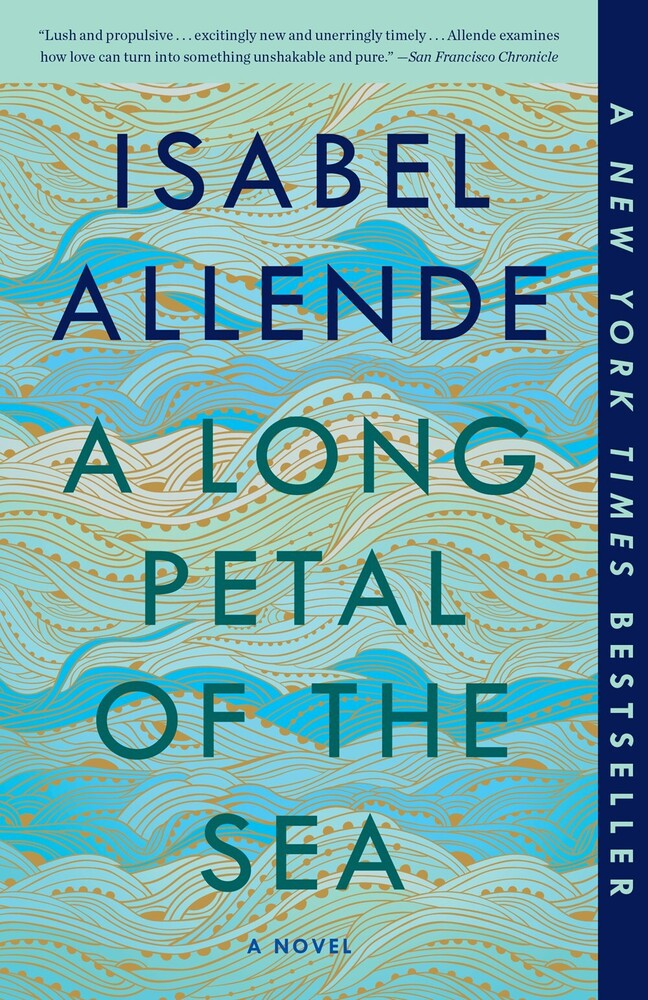 Isabel Allende  / Caistor,Nick / Hopkinson,Amanda - Long Petal Of The Sea (Ppbk)