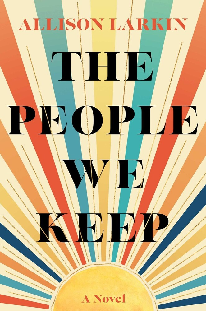 Allison Larkin - People We Keep (Hcvr)