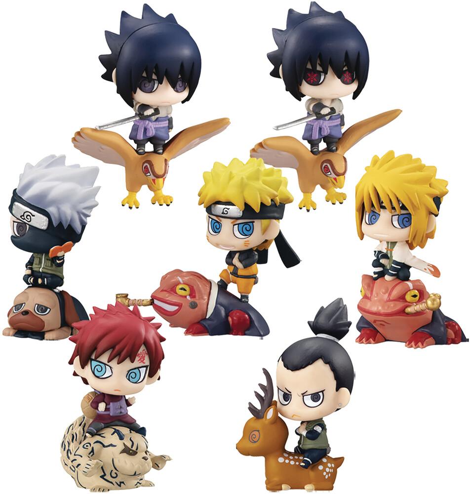 - Naruto Petit Chara Land Kuchiyose New Color Set