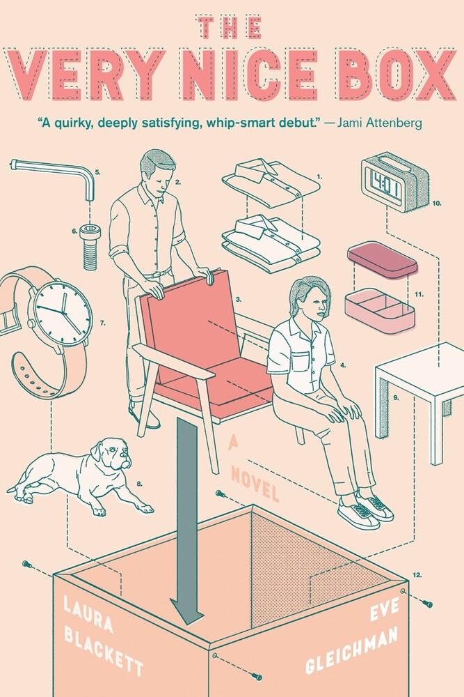 Eve Gleichman  / Blackett,Laura - Very Nice Box (Hcvr)