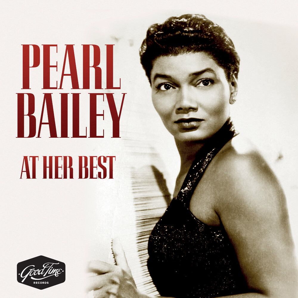 Pearl Bailey - Pearl Bailey At Her Best (Mod)