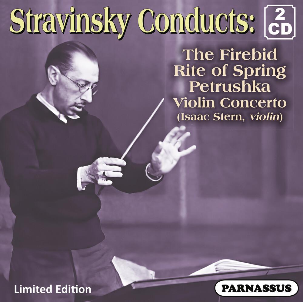 - Stravinsky conducts Stravinsky