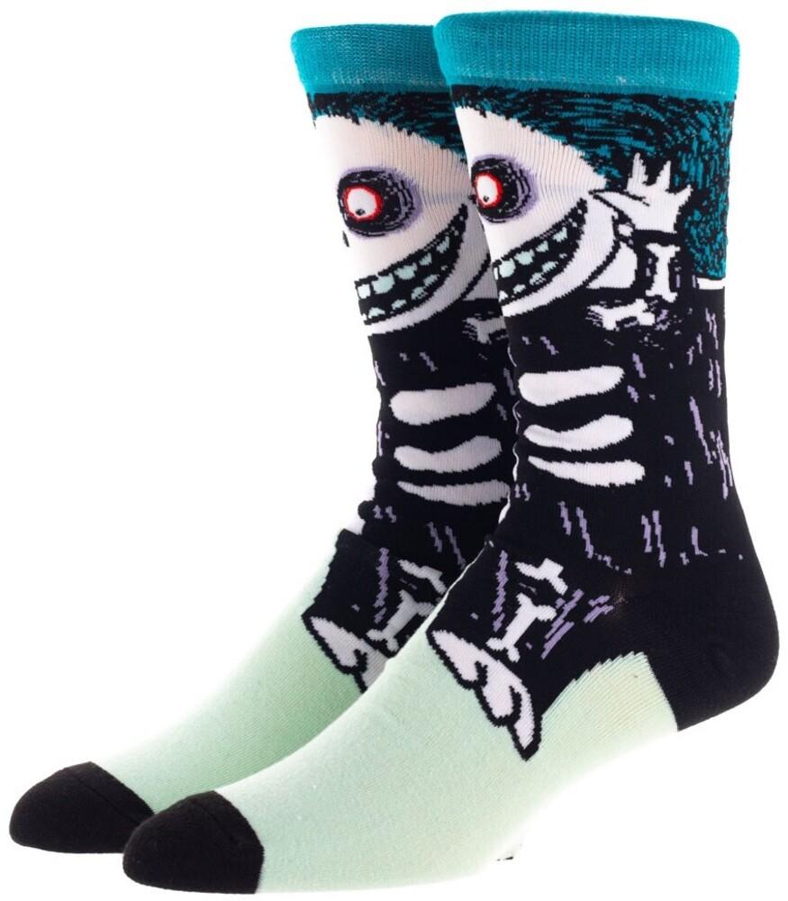 - Nightmare Before Christmas Barrel Crew Socks 8-12