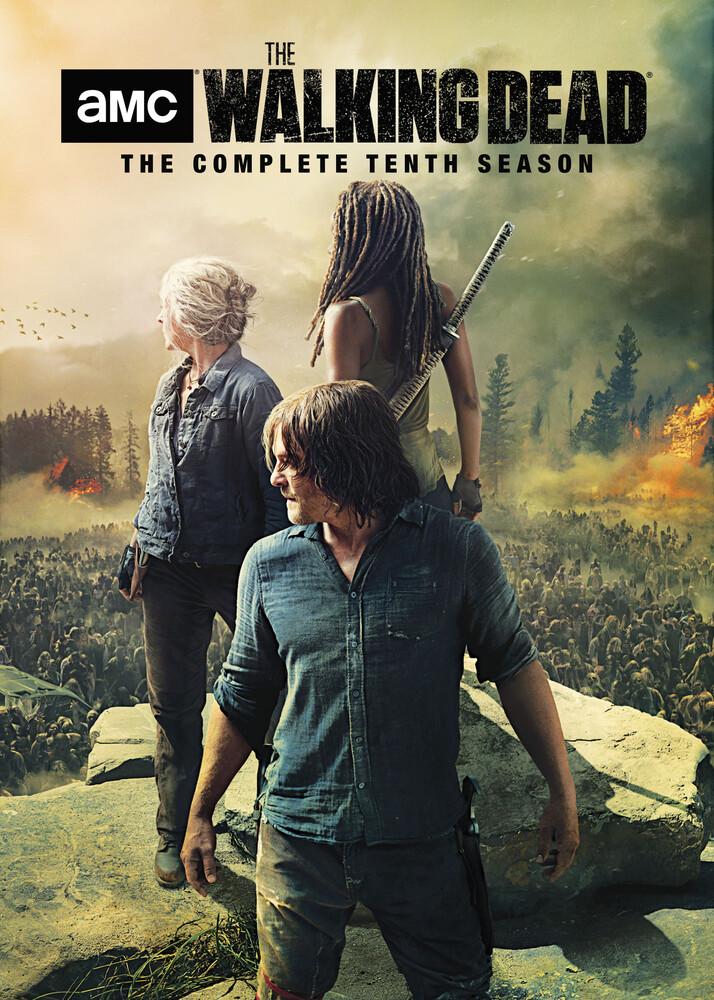 - Walking Dead: Season 10