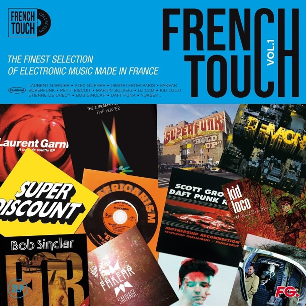 - French Touch Vol 1 By FG / Various