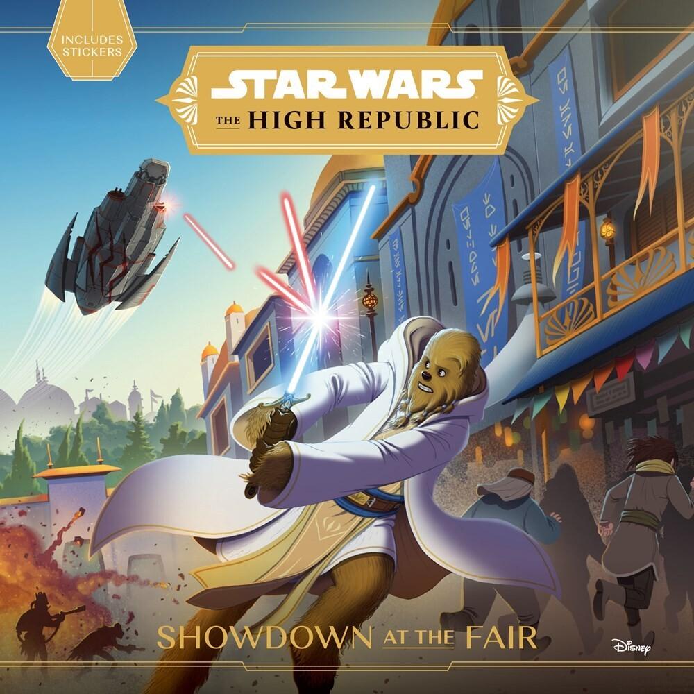 Lucasfilm Press - Star Wars High Republic Showdown At The Fair (Ser)