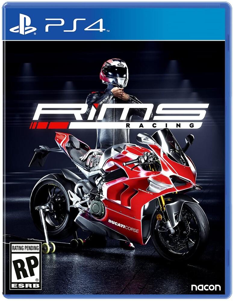 Ps4 Rims Racing Sim - RiMS Racing Sim for PlayStation 4