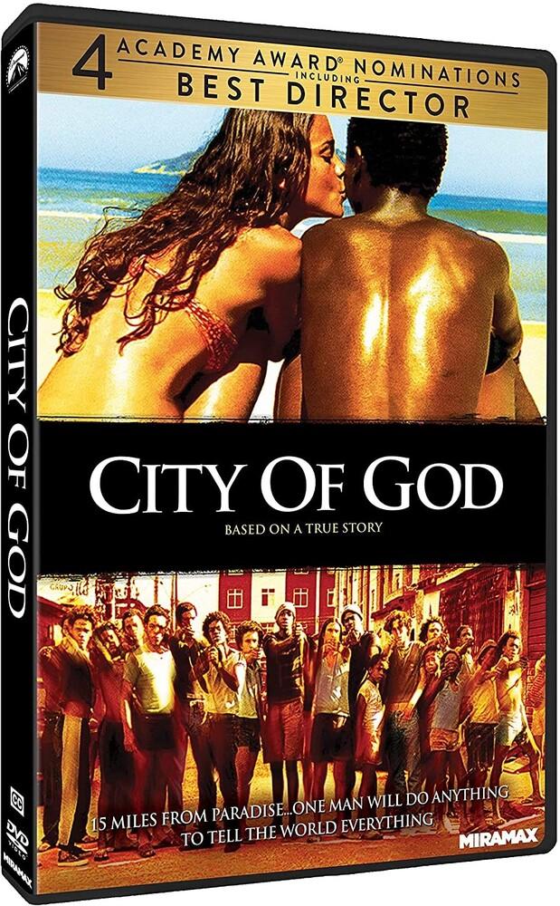 Daniel Zettel - City Of God / (Ac3 Amar Dol Sub Ws)