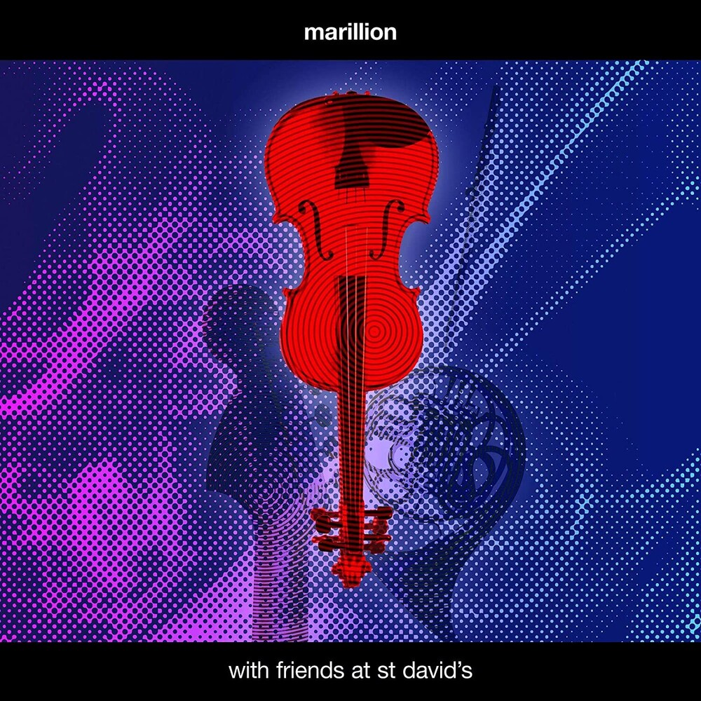 Marillion - With Friends At St David's (2pc)