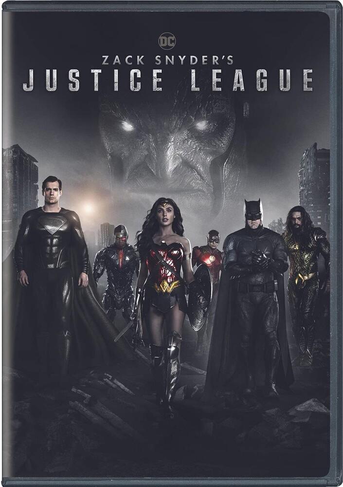 - Zack Snyder's Justice League (2pc) / (2pk)