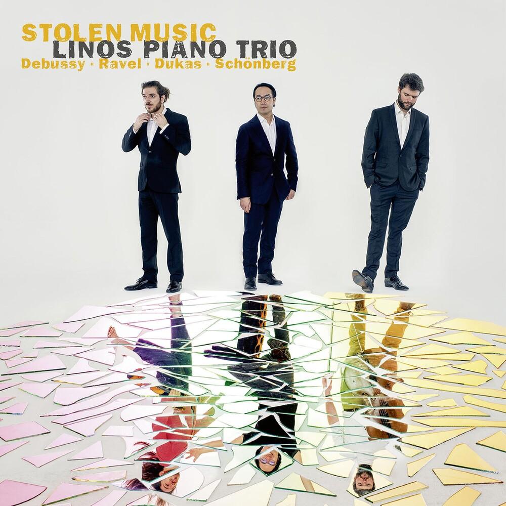 Schoenberg / Linos Piano Trio - Stolen Music