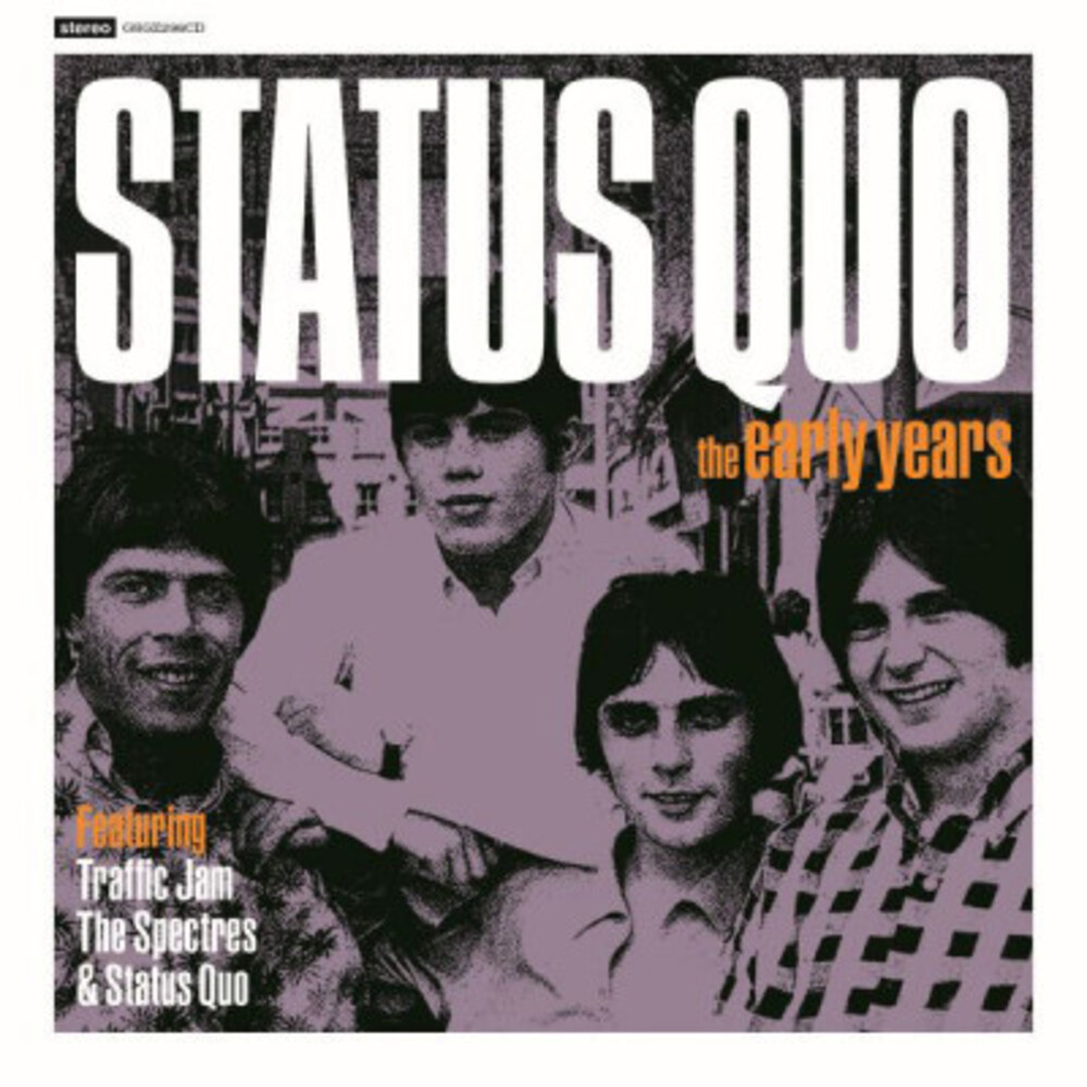 Status Quo - Early Years