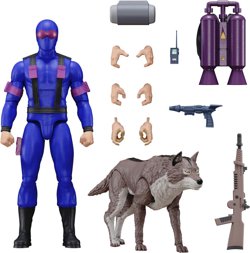 G.I. Joe Ultimates! Wave 1 - Snake Eyes - G.I. Joe Ultimates! Wave 1 - Snake Eyes (Afig)