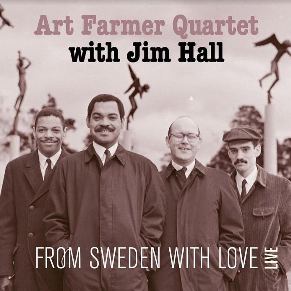 Art Framer Quartet / Jim Hall - From Sweden With Love