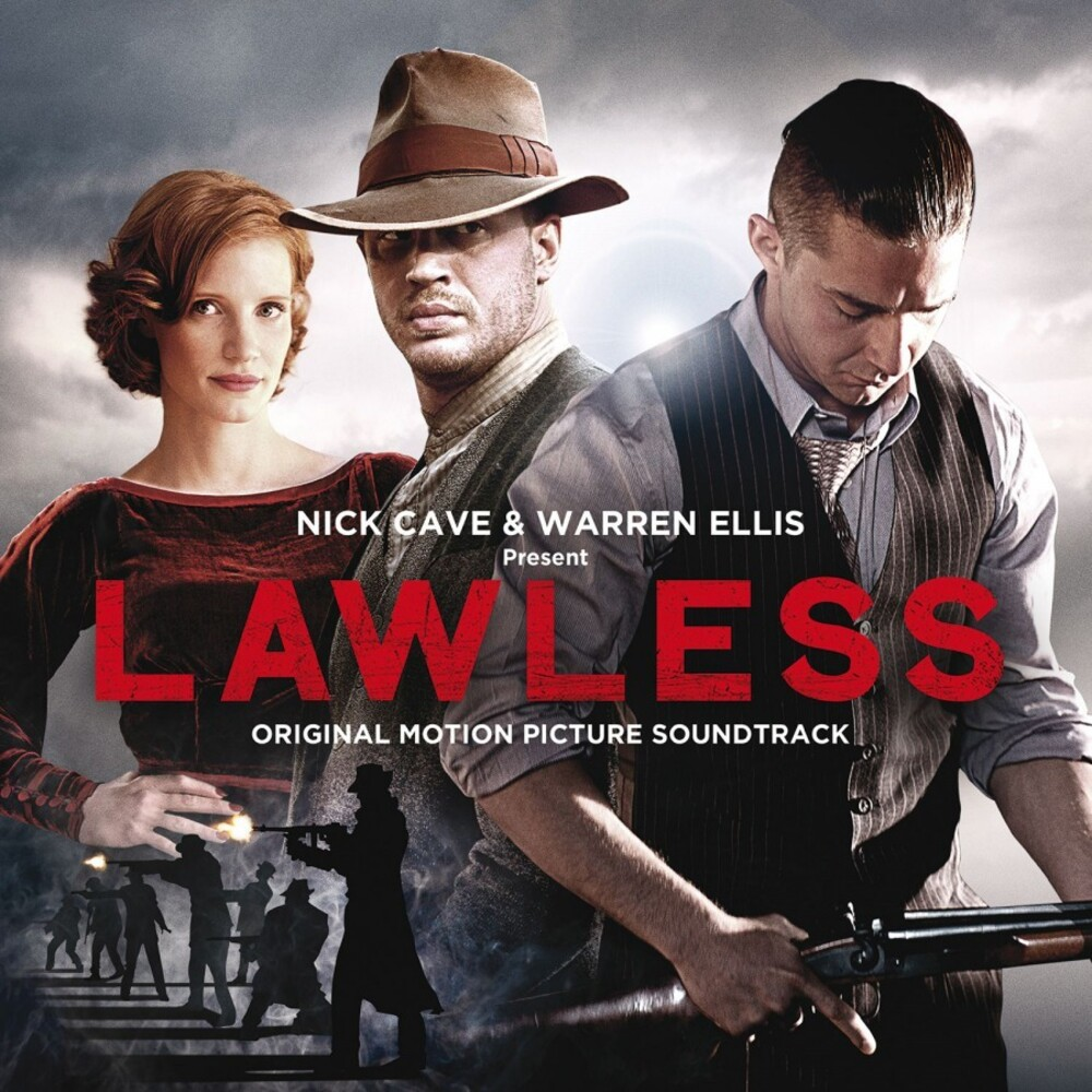 Cave, Nick / Ellis, Warren - Lawless (Original Soundtrack) [180-Gram Black Vinyl]