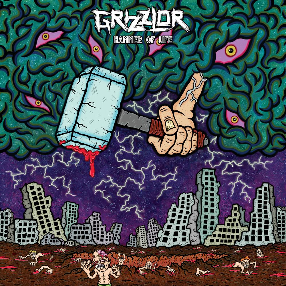 Grizzlor - Hammer Of Life